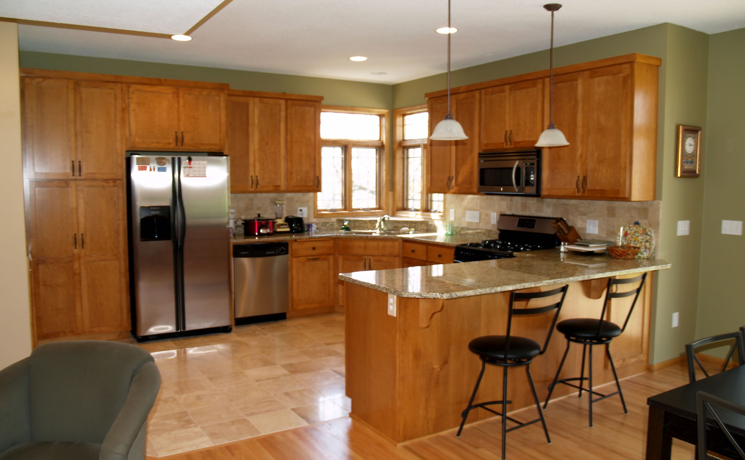 Mn Home Remodelers Kitchens Bath Basements Addtiions