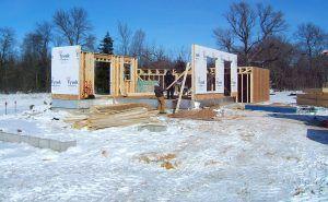 Minnesota Winter Construction Project