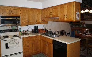 Burnsville Kitchen Remodel Before