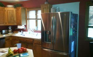 Before Kitchen Remodeling