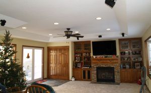 Bloomington Home Addition Interior