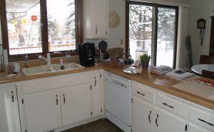 Eden Prairie Kitchen Before