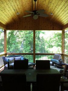 Screened Porch Burnsville 004