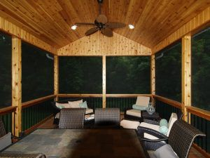 Screened Porch Burnsville 007
