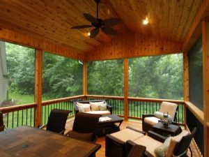 Screened Porch Burnsville 010